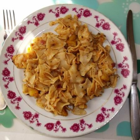 Krumplis t szta with recipe in hungarian you can for Cuisine translate
