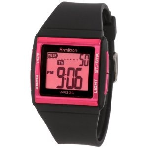 7 best clothing images on pinterest sport watches digital watch armitron womens 457015pnk pink and black digital chronograph sport watch 23 fandeluxe Choice Image