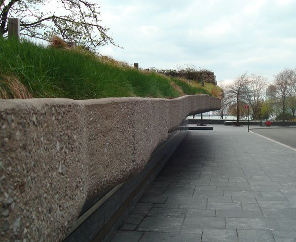 17 best images about battery park city master plan on for Landscape architect ireland