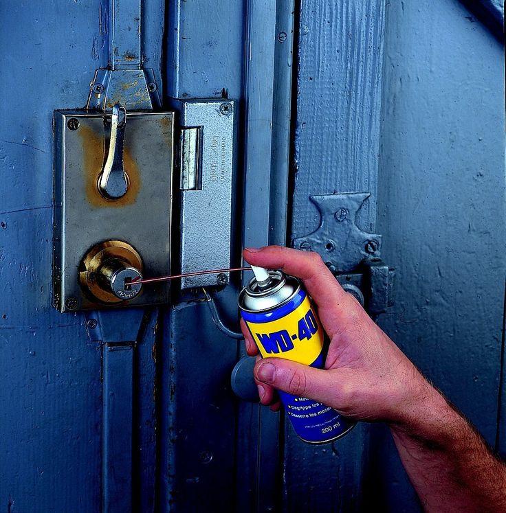 16 Utilisations pratiques du spray WD-40