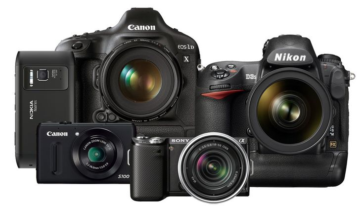 Everything you need to know about buying a camera