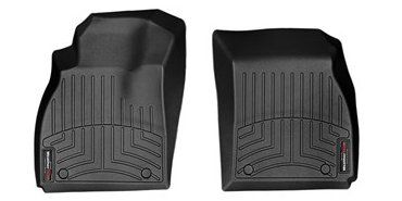 2011  2015 Buick Regal Front Set  WeatherTech Custom Floor Mats Liners  Black *** Learn more by visiting the image link.