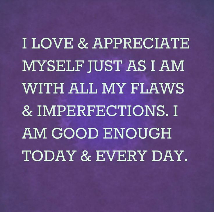 I Love Myself Quotes: 1000+ Images About Art Of SELF LOVE On Pinterest