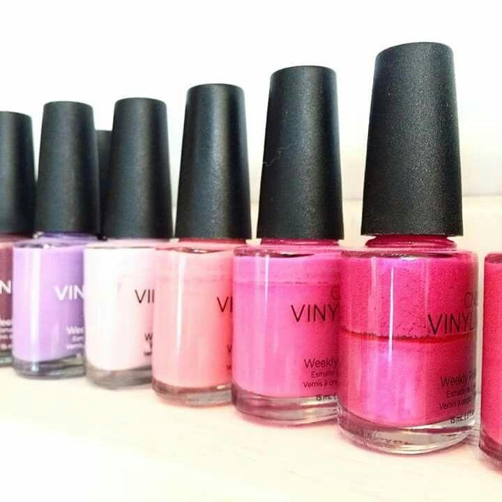 #manicure #pedicure #vinylux #odcienie #różowe #paznokcie #lakier
