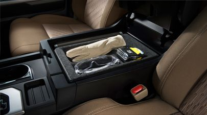 Genuine Toyota Center Console Tray PT924-34150-20. 2015-2016 Tundra. Genuine Toyota Accessories.