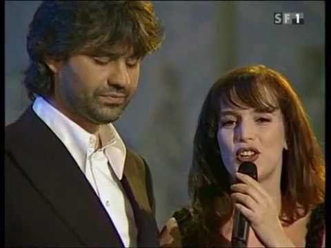 ... Andrea Bocelli   Judy Weiss  -  Vivo Per Lei