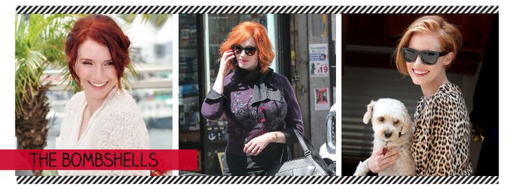 Beyond Lucy: Our Favorite Celebrities with Red Hair