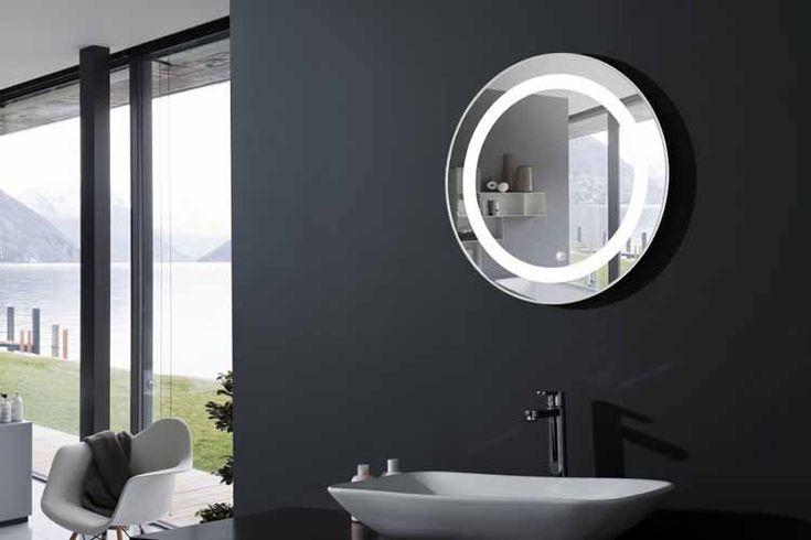 Bathroom Wall Sconce Round Dressing Room Led Mirror Light Bathroom Mirror Light Makeup Lamp: 1000+ Ideas About Lighted Vanity Mirror On Pinterest