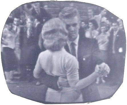 One of the more popular couples on American Bandstand - Justine & Bob - good dancers!