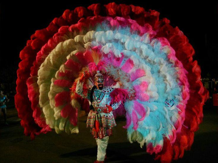 Colores en #Trelew, #Chubut #Patagonia #CarnavalFederal2014 #Carnaval #ArgentinaEsTuMundo #Argentina #Viajes #Eventos | Para más info, entrá a www.facebook.com/viajaportupais