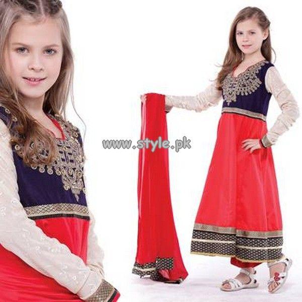 Eden Robe Eid Collection 2013 For Kids