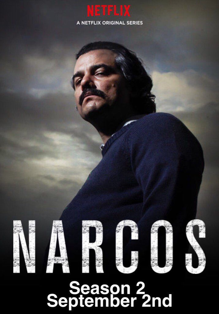 can't wait #Narcos