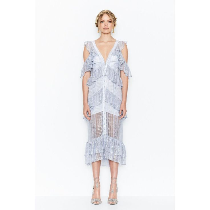 Alice McCALL - Melody Dress Periwinkle
