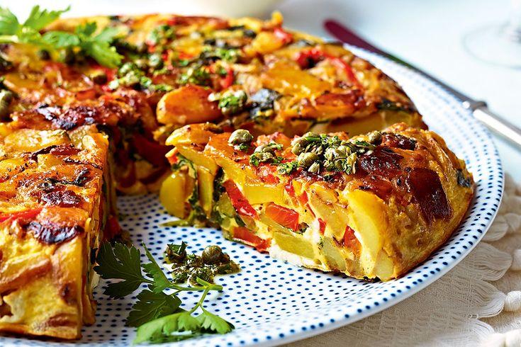 Tasty Tapas-Tortilla - Mutti kocht am besten - Rezepte, Trends und Lifestyle