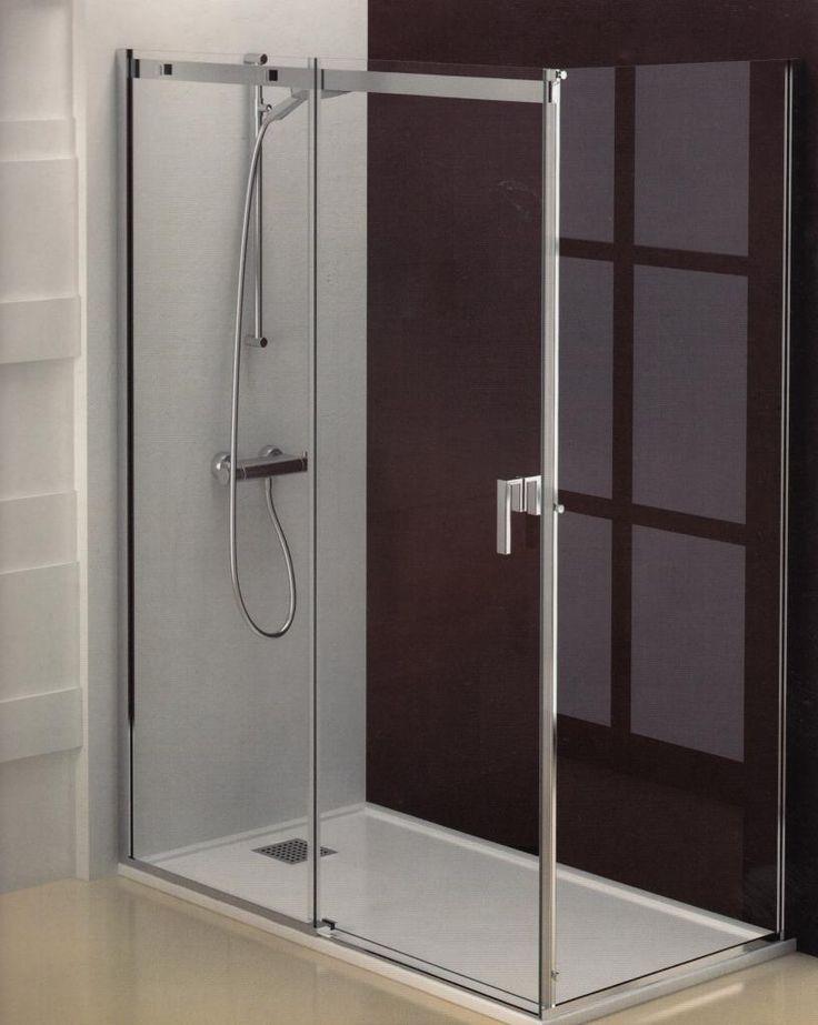 Comprar tv frontal lateral en oferta mamparas ba o y for Articulos de ducha
