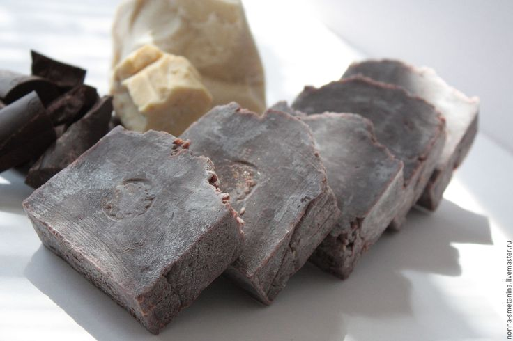 """Buy Soap natural """"Chocolate brownie"""" - soap, soap from scratch, soap natural"""