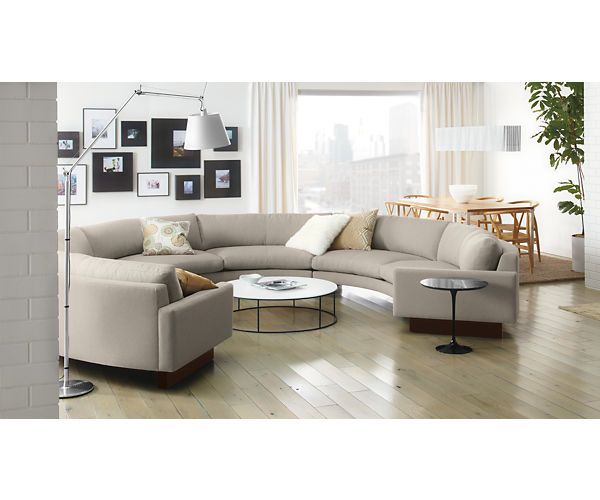 22 Best Round Couches Images On Pinterest