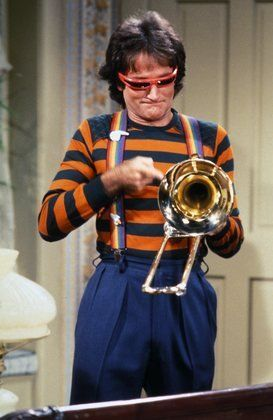 """Mork & Mindy"" Robin Williams"