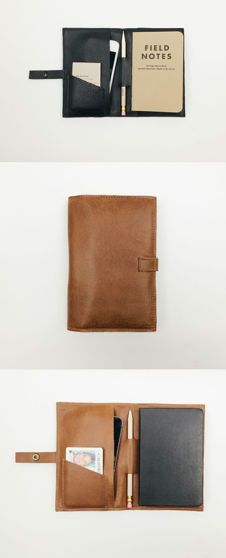 leatherback writer 2 / phone, wallet, pencil, notebook https://www.kickstarter.com/projects/macadaan/cargito-charging-ipad-case
