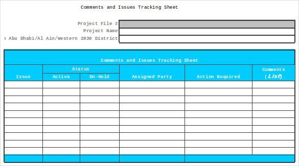 10 Defect Log Templates Templates Report Template Excel Templates