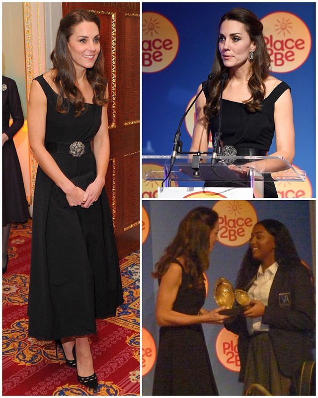 The Duchess of Cambridge was at Mansion House for this year's Place2Be Wellbeing in Schools Awards this evening. With Duchess Kate as their Royal Patron since 2013, Place2Be is an organization that works to provide support to children suffering from mental health issues.  It provides programs in schools for children's emotional wellbeing with expert support. It works in 282 primary and secondary schools across Wales, Scotland and England, reaching a school population of over 116,000 pupils.…