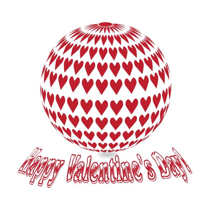 Happy Valentine's Day-orb by digitalpainter's Artist Shop