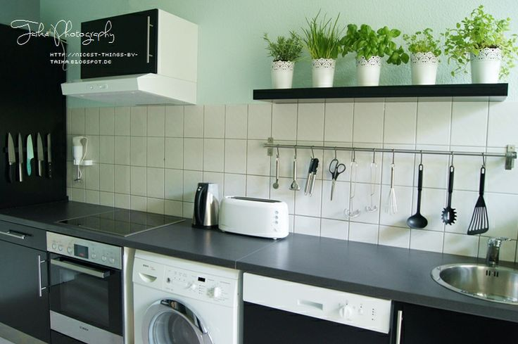 Cabinets, Mint green and Dark cabinets on Pinterest