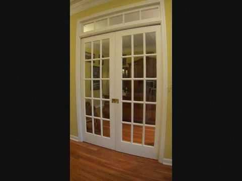 Internal Oak French Doors With Glass 24 Inch Interior