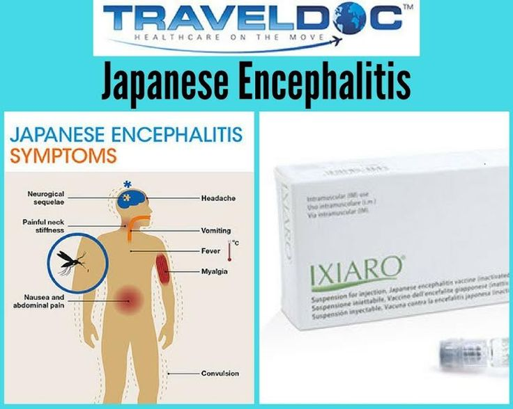 What is Japanese encephalitis? Japanese encephalitis is usually a mild illness. In many cases there are no symptoms. However, in a small number of cases (about 1 in 200 infected people) the illness is much more serious. In these people, the infection may start with fever, tiredness, headache, vomiting, and sometimes confusion and agitation.   #travelvaccines #travelinjections