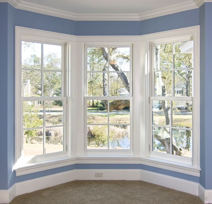 Best 25 bay window exterior ideas on pinterest bay Window styles for contemporary homes