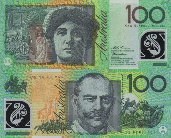 Dollar australien 1