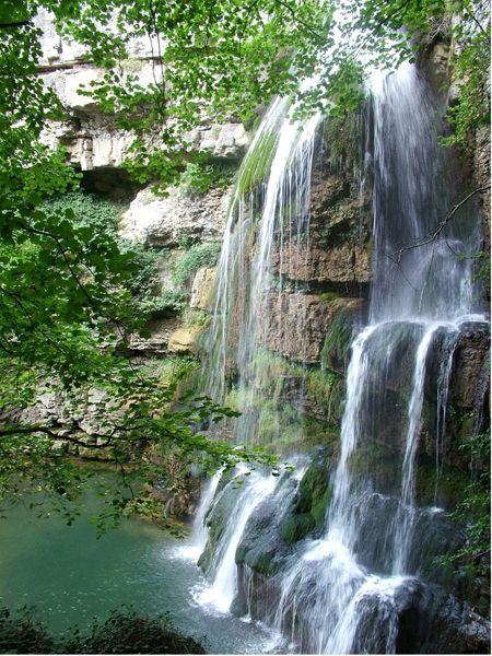 #Abruzzo | #Cascate del Rio Verde