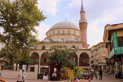 Bursa Tarihi ve Turistik Yerler Rehberi: Şehreküstü Camii (Bursa)
