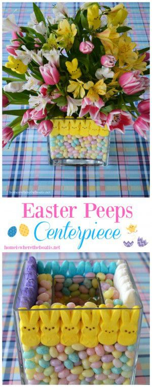 Easter's on its Way Table: Plaid, Bunnies, Eggs and Tulips! – Home is Where the Boat Is