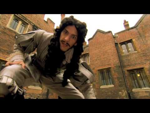 Horrible histories charles 2 king of bling celebrity