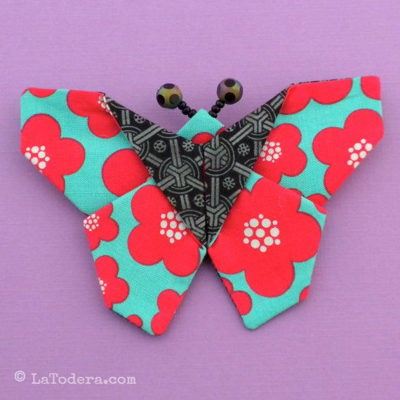 Image of Butterfly Brooches Pattern