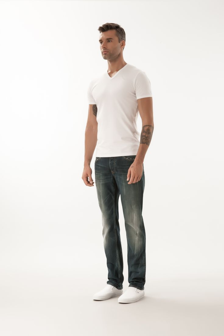 Jack / Regular Tapered #denim #CrossJeans