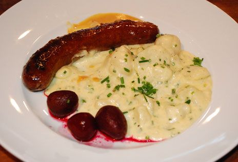 Isterband med stuvad potatis | Recept från Köket.se