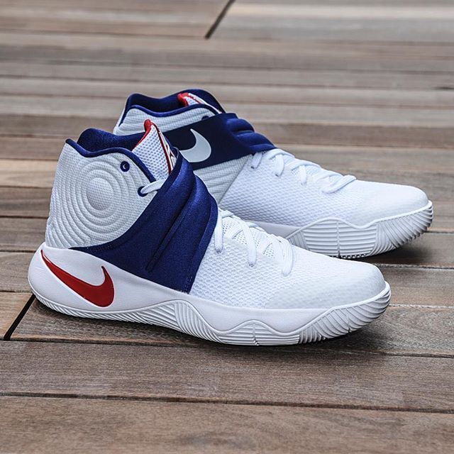 online retailer 1f540 d817e Kyrie 2 Gold Silver Shoes | Quotes of the Day