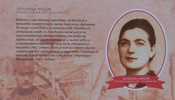 #DanicaVukov (1919 -1941) /Izvor: Izložba na trgu/ #zrenjanin #nagybecskerek https://flii.by/file/0ukl190xbie/