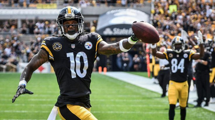 Week 5 NFL injury reports, picks, Fantasy: Steelers' Martavis Bryant a late addition