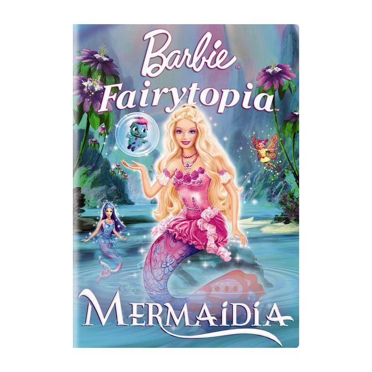Barbie Fairytopia: Mermaidia (dvd_video)