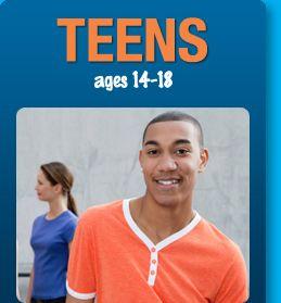 Kids Get Arthritis Too website.  For Teens Ages 14-18