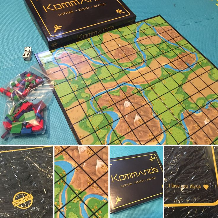 UNBOXING PROTOTYPE - Kommands is an open board strategy game where you gather or steal resources, build up your civilization, gain soldiers, command armies, and destroy your enemies to rule the land! Gather, Build, Battle!  #BoardGame #StrategyGame  #game #digitalart #BoardGaming  #nerd #tabletop #strategy   #battlegames #gathering  #nerdgasm #gamenight  #comingsoon #teaser