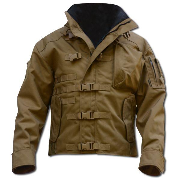 Kitanica Mark 1 Jacket with universal flashlight mount/drag strap