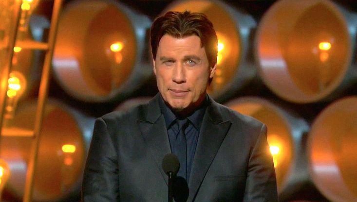 If John Travolta Had To Pronounce Everyone's Name At The Oscars - hahahahahahhaa oh I can't