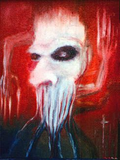 Marilyn Manson paintings - The Marilyn Manson Wiki