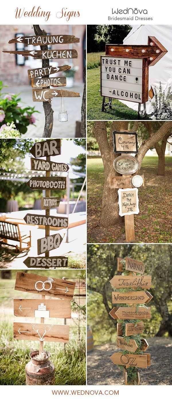 15 Essential Wedding Signs Ideas For 2019 Trends Wedding Reception Signs Wedding Direction Signs Rustic Wedding Signs