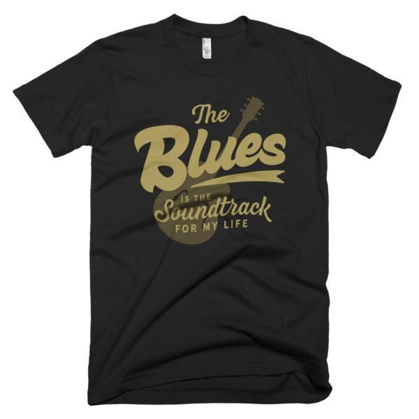 Do you find yourself humming your favorite blues tunes throughout the day? Can't get that Robert Johnson number out of your head? This exclusive Gumbo Market shirt is for you. Available only in black.