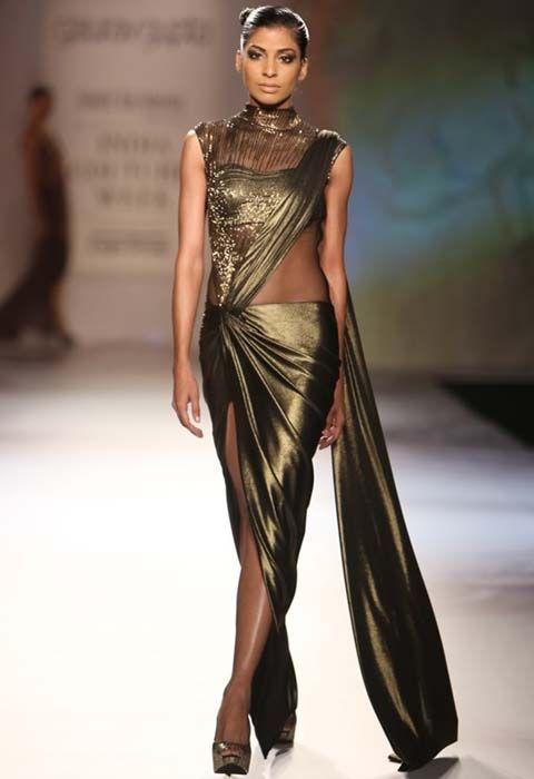 India Couture Week 2014 : Gaurav Gupta